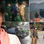 Aung San Suu Kyi detained in military coup in Myanmar