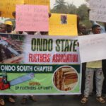 Ondo timber dealers block highway, protest extortion