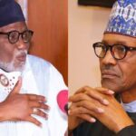 Let Buhari tell Nigerians he does not support criminality, says Akeredolu