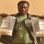 Transborder Drug Trafficker Caught With N1 Billion Worth Of Cocaine