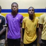 Four teenagers gang-rape 15-year-old girl on errands for mum