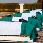 Heartbreaking: NAF Crash Victims Finally Buried Amidst Tears