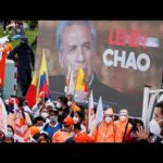 Ecuador goes to the polls for new president under strict pandemic restrictions