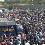 Thousands join third day of anti-coup protests across Myanmar