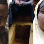 Nigerian Man Digs Up A Grave To Bury His Wife Alive After Finding Out She's Pregnant For His Friend