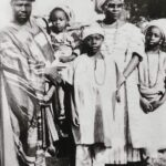 Throwback Photo of Olusegun Obasanjo And His Family In 1979