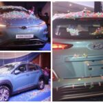 PHOTOS: See the First Made-In-Nigeria Electric Car Unveiled in Abuja