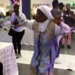 Viral Video Of Reverend Sister Showing Off Amazing Dance Skills While Listening To Timaya's Hit Song (Video)