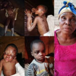GRAPHIC PHOTOS & VIDEO: Bloodied Children Rescued From House Where They Locked Up, Abused By Ritualists Who Own Ministry