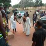 Three Young Men Allegedly Caught Attempting To Use Girl For Money Ritual in Edo (Photos)