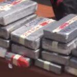 PHOTOS: NDLEA seizes N32b cocaine at Lagos port