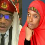 Talkative Lunatic: Nnamdi Kanu Replies Aisha Yesufu Over ESN's Attack On Herdsmen, Cattle