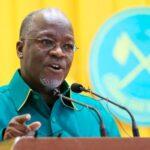 Tanzania President John Magufuli Is Dead