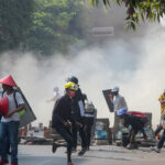 Myanmar security forces launch deadly crackdown on protesters in several cities