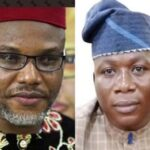 Biafra: Nnamdi Kanu Reacts As Nigerian Army Threatens Him, Sunday Igboho