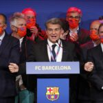 Barcelona Elect Joan Laporta As New President For Second Time