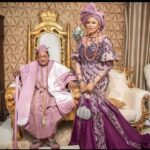 Alaafin Of Oyo Marries Davido's Lover, Chioma's Namesake (Photos)