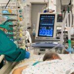 Belgium's coronavirus figures barely go down