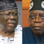 Lagos Started Sinking Under You And Not Ambode – Bode George Tackles Tinubu