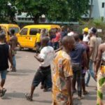 Passengers Stranded As Lagos Danfo Drivers Protest Extortion By Thugs, Security Operatives