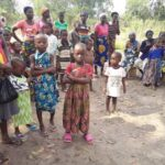PHOTOS: People Of Yewaland In Ogun Escape to Benin Republic After Attacks By Fulani Herdsmen