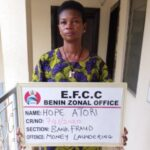 Lady Arraigned In Court For Allegedly Using Her Bank Account To Receive Over N6million Of Illicit Fund