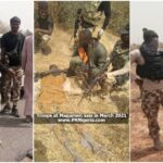 Nigerian Military Kills Scores Of Boko Haram Fighters And 'Tax Collectors'