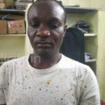 Photos: Nigerian National Arrested In India With Fake U.S. Dollar Bills Allegedly Entered The Country Using Fake Passport