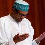 Buhari Prays Against Another Civil War In Nigeria