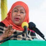 Samia Hassan to become Tanzania's first female president