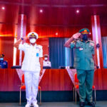 You Have Few Weeks To Perform – Buhari Tells New Service Chiefs