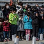 Japan mourns Fukushima victims on 10th anniversary of earthquake and nuclear disaster