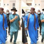 Defection Looming? Okorocha Visits Wike Again (Photos)