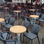 Bars and restaurants in Belgium could reopen on 1 May