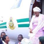 Aisha Buhari Returns To Nigeria After Months In Dubai