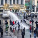 Riot in Liege leaves nine injured and businesses plundered