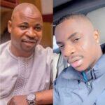 MC Oluomo's Son Replies Those Calling His Father A Tout
