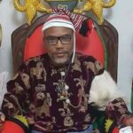 Biafra: Nnamdi Kanu Reveals Solution To Nigeria's 'Insanity'