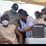 Sanwo-Olu Receives COVID-19 Vaccine, Denies Side Effect