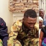 Nigerian Military Speaks On Soldiers 'Arrested' By Sunday Igboho