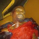 A Man Stabbed To Death At Agege Pen-Cinema (Disturbing Photos)