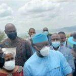 Adeboye, Fayemi Meet In Ekiti (photos)