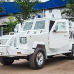 PHOTOS: Proforce Armoured Vehicles Produced In Ogun, Bought By UN & Shipped To Somalia