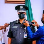 Just In: Osinbajo Decorates Usman Alkali Baba As New IGP