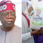 Tinubu Denies Sharing 'Jagaba' Rice In Some Northern States