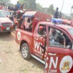 Amotekun arrests three suspected kidnappers over attack on Ekiti woman