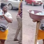 Nigerians React To Viral Lagos Amputee Hawker's Arrest