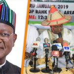 Miyetti Allah To Governor Ortom: You Are A Thorn In Fulani Flesh