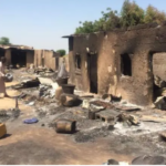Gunshots As Boko Haram Burn Down Houses In Borno