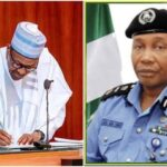 Buhari gives insight on Baba Usman's appointment as IGP